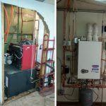 Weil Mclain Gas Fired Boiler