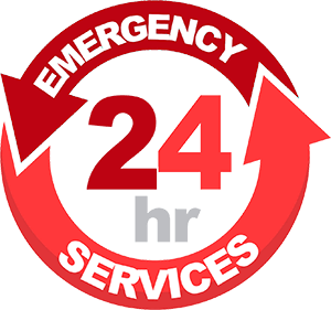 24 hour emergency AC services Lanark PA