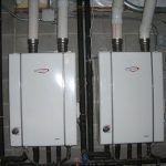Burkholder's HVAC Quietside Condensing Gas Boiler Installation