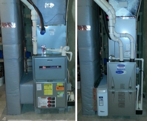 Gas Furnaces Burkholder S Heating Amp Air Conditioning Inc