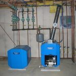 New Buderus Oil Boilers