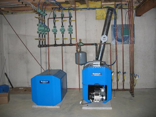 Oil Boilers - Burkholder\'s Heating & Air Conditioning, Inc.