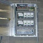 Control Panel for Burkholder HVAC