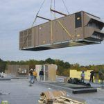 Installation of Rooftop Unit