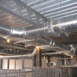 Ductwork During Construction