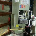 Carrier Gas Furnace Installation - Retrofit