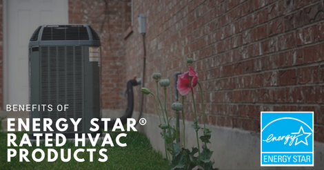 Benefits of ENERGY STAR rated hvac products