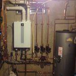 Burkholder's HVAC Residential Gas Boiler Installation
