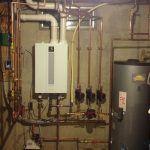Burkholder's HVAC Gas Boiler Zoned Installation