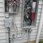 Generac Residential Generator Installation Switch