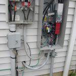 Generac Residential Generator Installation Switch