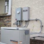 Generac Residential Generator Installation Transfer