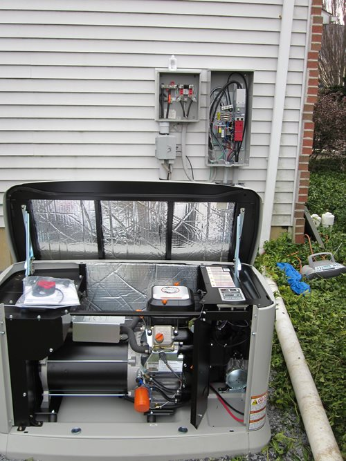 Generators Burkholder S Heating Amp Air Conditioning Inc