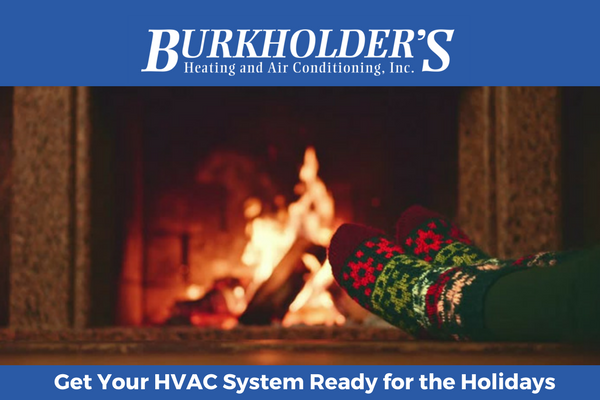 Get Your HVAC System Ready for the Holidays