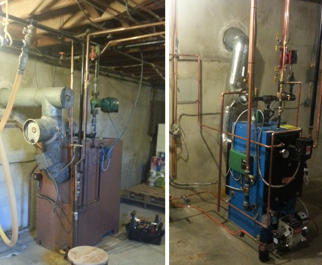 Oil Fired Hot Water Boilers Home Heating ~ Oil boilers burkholder s heating air conditioning inc