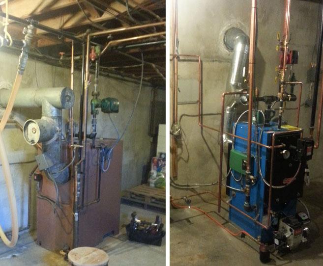 Oil Boiler: High Efficiency Oil Boiler Reviews