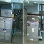 Carrier Infinity heat pump