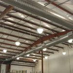 Ceiling Duct Work
