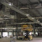 Another View of the Ductwork
