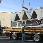 Carrier Chiller unit for Lower Macungie Township Community Center