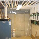 Old Oil Boiler and Piping