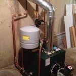 Residential Oil Boiler Replacement