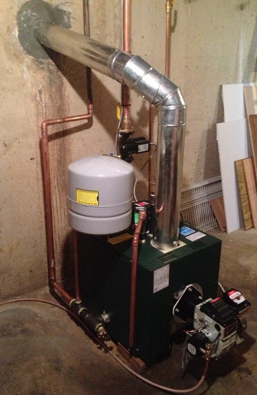 Oil Boilers Burkholder S Heating Amp Air Conditioning Inc