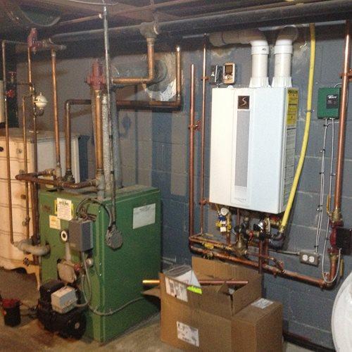 Burkholder's Heating & Air Conditioning, Inc