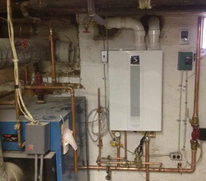 Gas Boilers - Burkholder's Heating & Air Conditioning, Inc