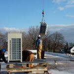 Installing the Rooftop Unit