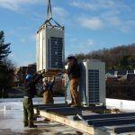 Rooftop Units at St. Luke's Hospital Estes