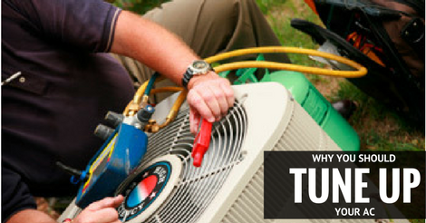 Why you should tune up your AC
