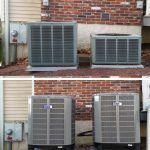 American Standard Air Conditioning Unit Installation