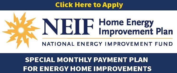 NEIF apply for financing