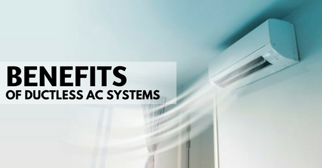 benefits of ductless ac systems