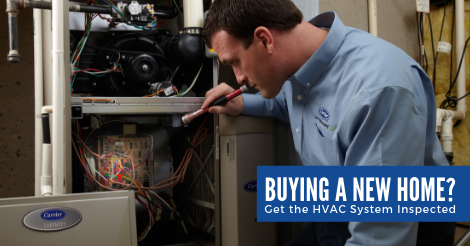 buying a new home_ get the HVAC system inspected