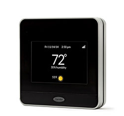 Carrier Thermostat AC repair Fountain Hill