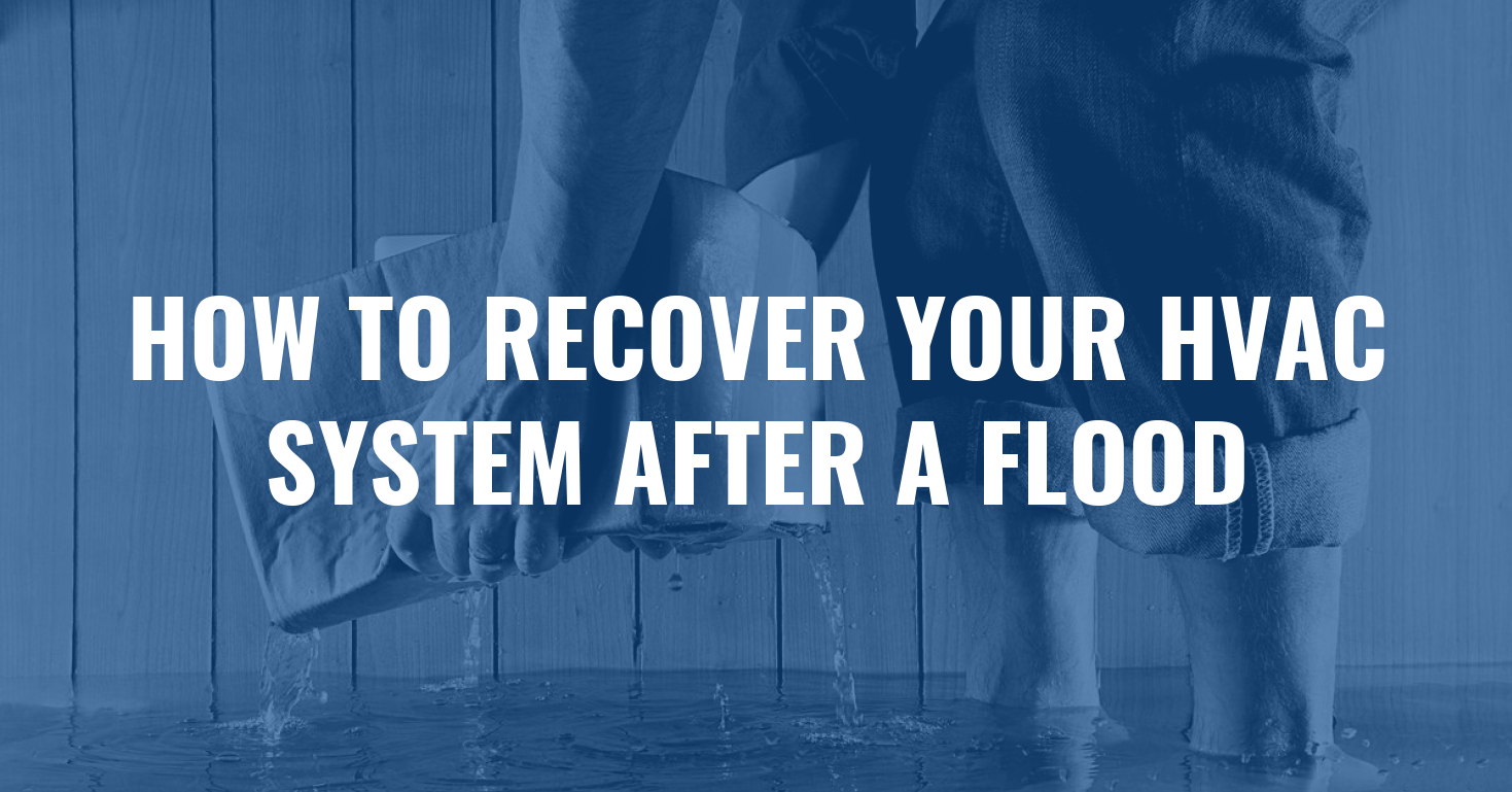 how to recover your hvac system after a flood