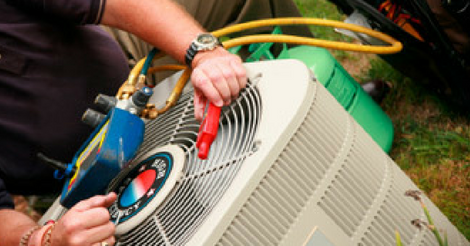 how to reduce costs on aging air conditioning units