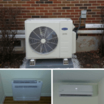 Carrier Three Zone Inverter Heat Pump