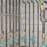 Circulators for the hydronic gas-fired heating system