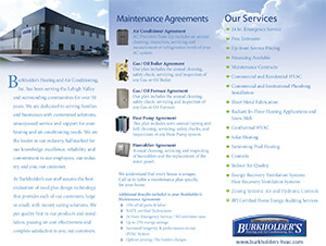 Hvac Maintenance Cooling Amp Heating Maintenance Plans