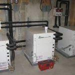 Geothermal Heat pump Installation